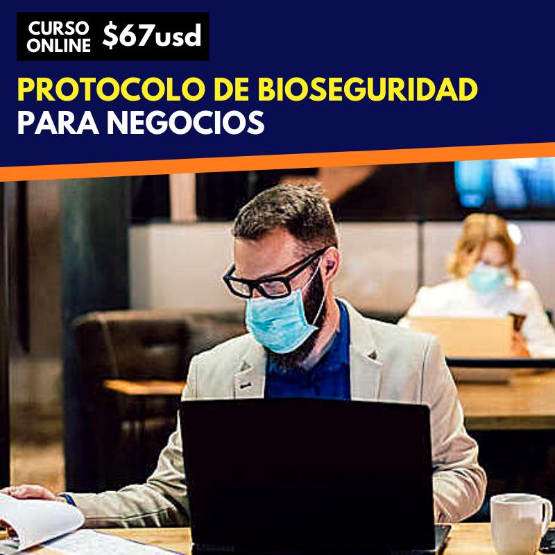 Protocolo Bioseguridad