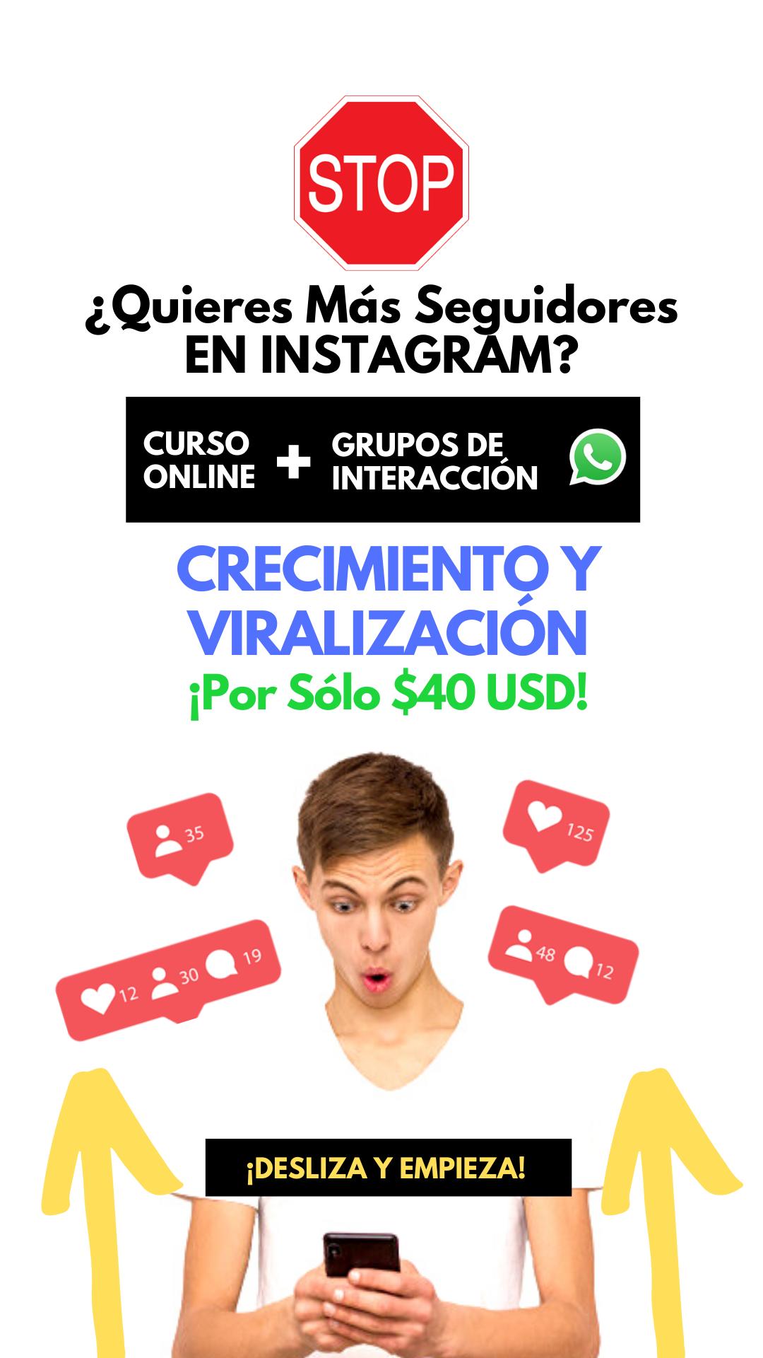 Curso Online Instagram