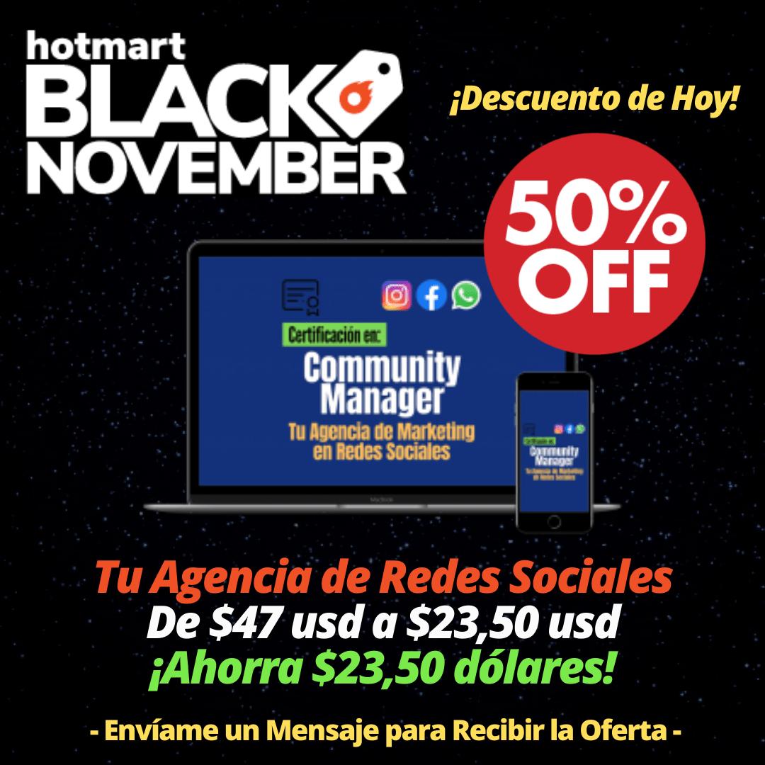 hotmart black november