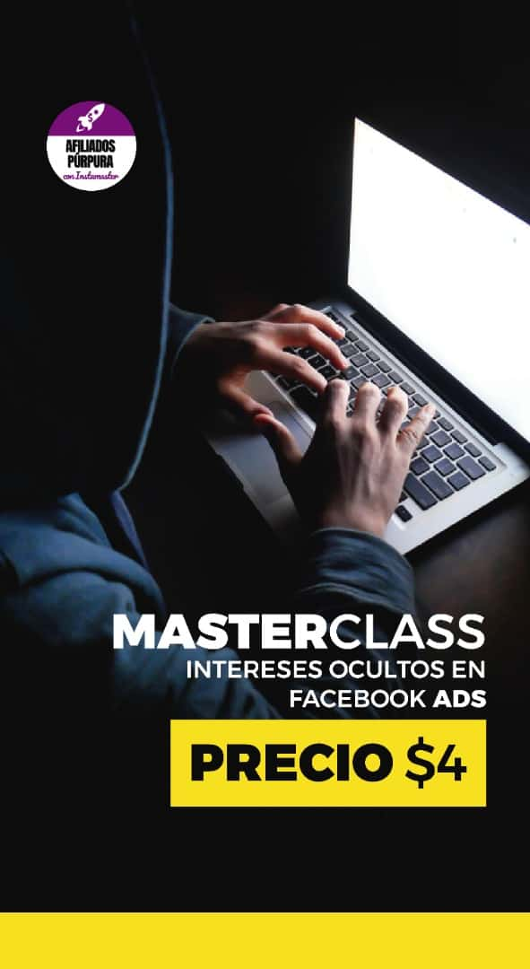 Intereses Ocultos Facebook ADS