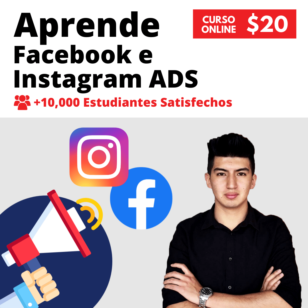 Curso Facebook e Instagram ADS