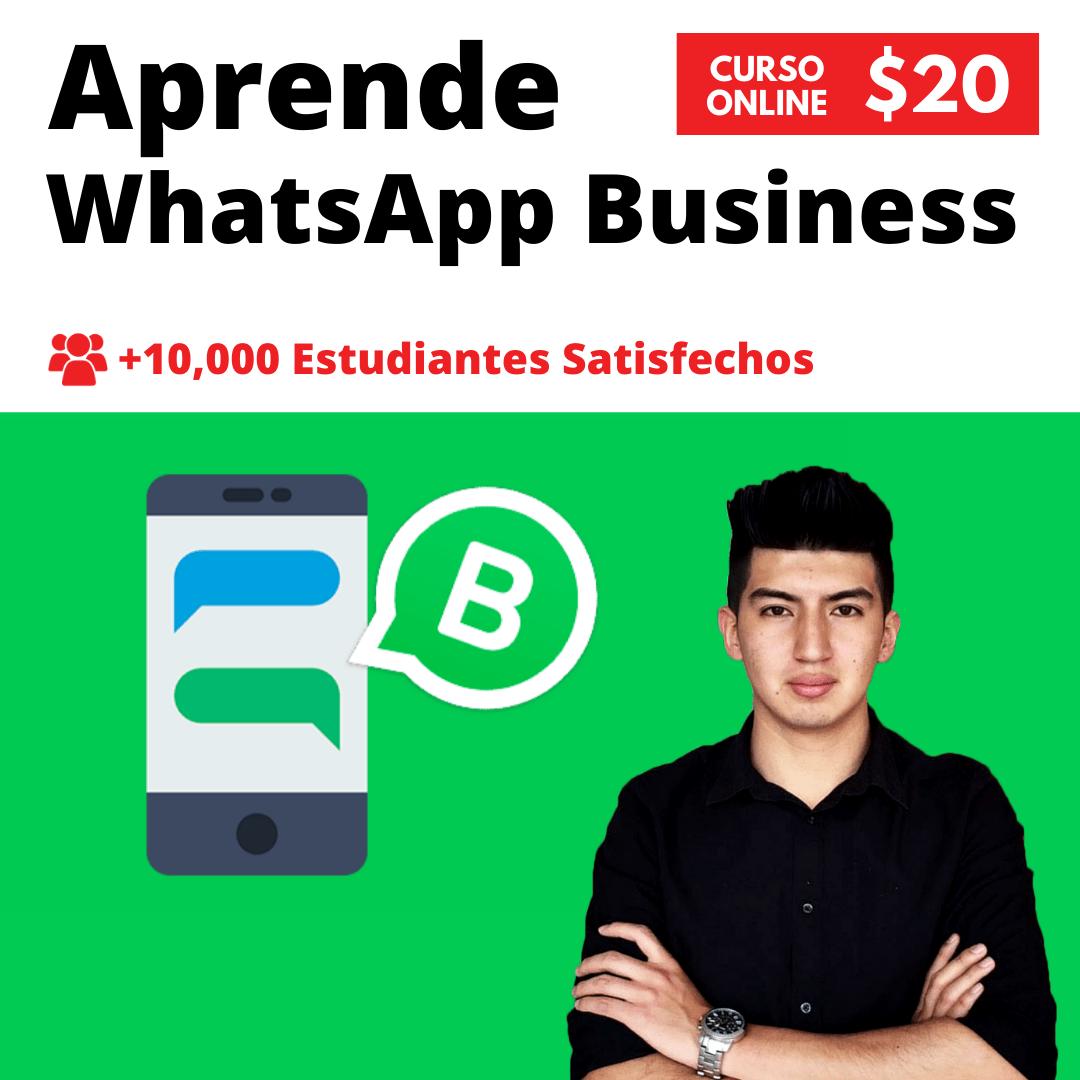 Curso WhatsApp Business