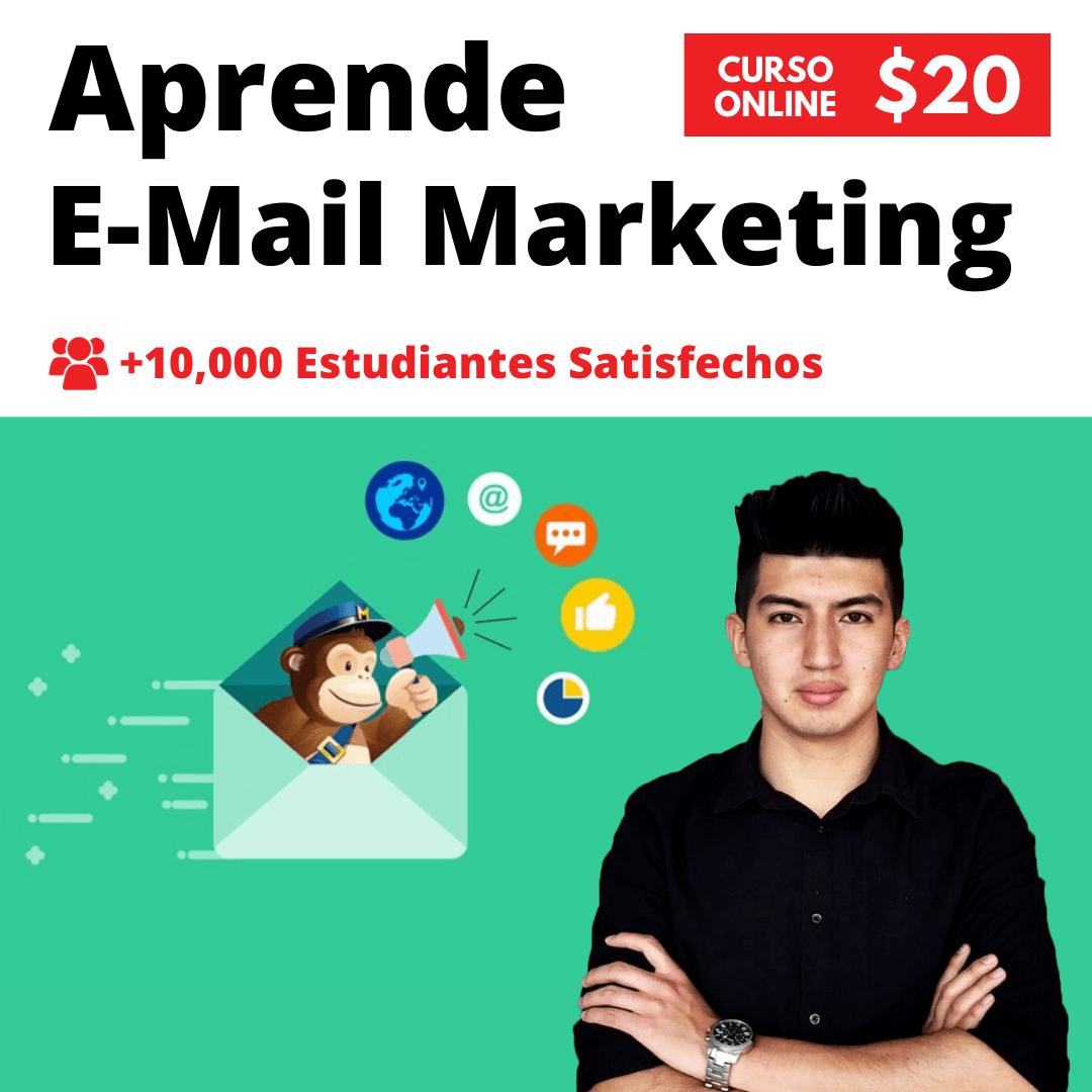Curso E-Mail Marketing