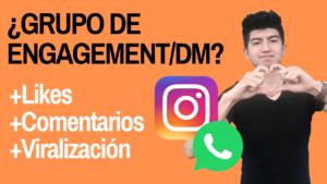 Grupo de Engagement Instagram