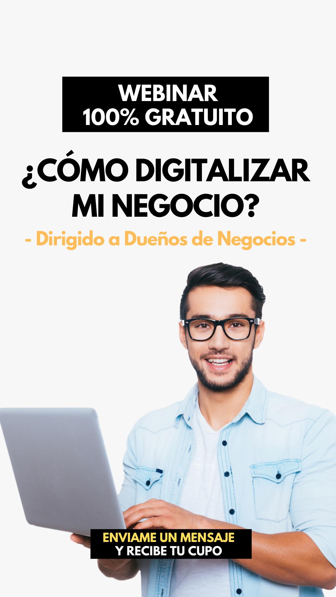 Curso Digitaliza tu Negocio