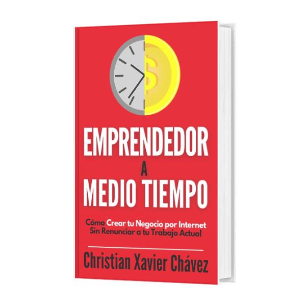 Libro Emprendedor a Medio Tiempo