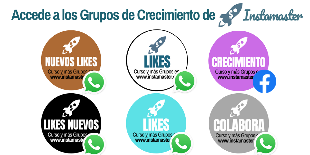 Grupos Engagement Instagram