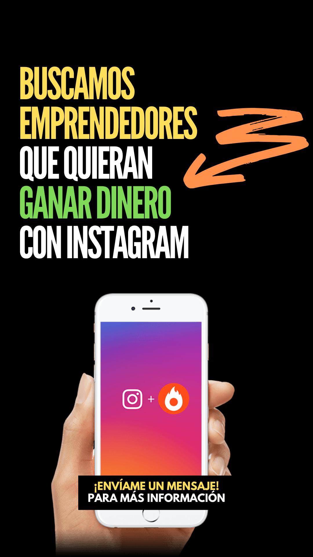 Ganar Dinero Instagram