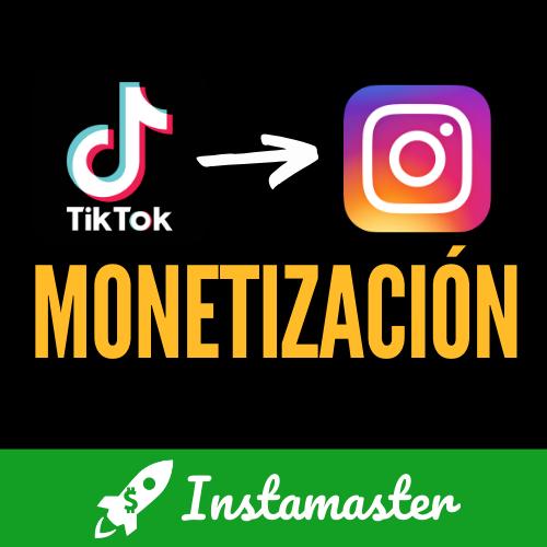 Apenas U$ 20 para convertirte en un@ expert y monetizar tu Instagram + Tik Tok!