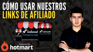 Marketing de Afiliados Hotmart Franquicia Instamaster