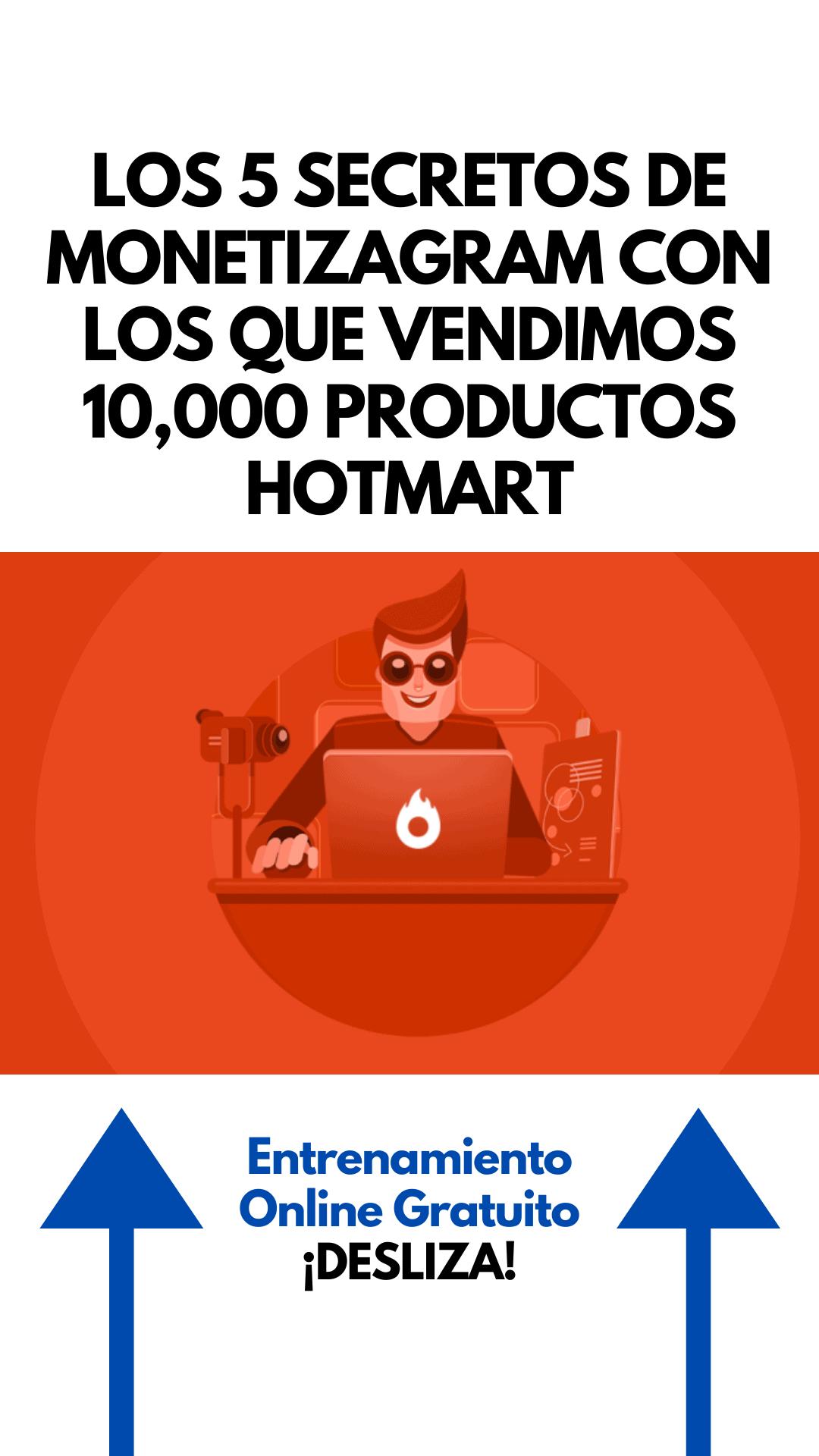 Monetizagram Hotmart