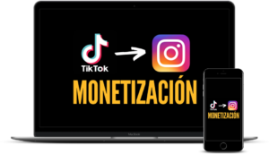 Monetiza Tiktok e Instagram