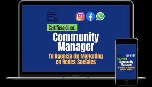 Curso Community Manager Agencia de Marketing de Redes Sociales